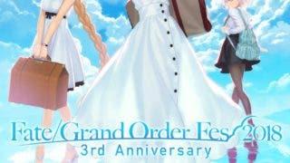 FateGrand Order Fes. 2018 ~3rd Anniversary~ FGOフェス アルトリア マシュ ジャンヌ