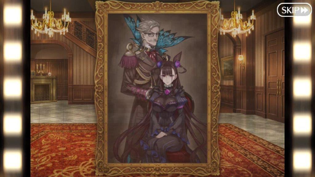 「惑う鳴鳳荘の考察」 紫式部 モリアーティー 肖像画