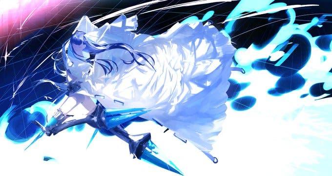 【FGO】弁財天五弦琵琶 Fate/GrandOrderのイラスト紹介2080