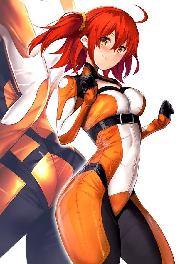 【FGO】カルデア戦闘服一択 Fate/GrandOrderのイラスト紹介2101