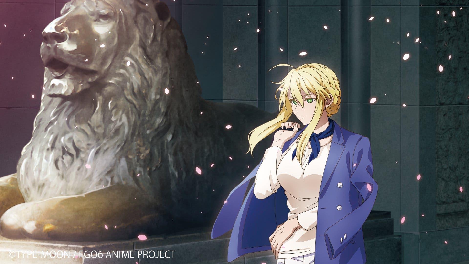 「劇場版Fate/Grand Order-神聖円卓領域キャメロット-後編 Paladin; Agateram」と #日本橋三越本店 とのコラボ描き下ろし第二弾「獅子王」と会場情報が決定