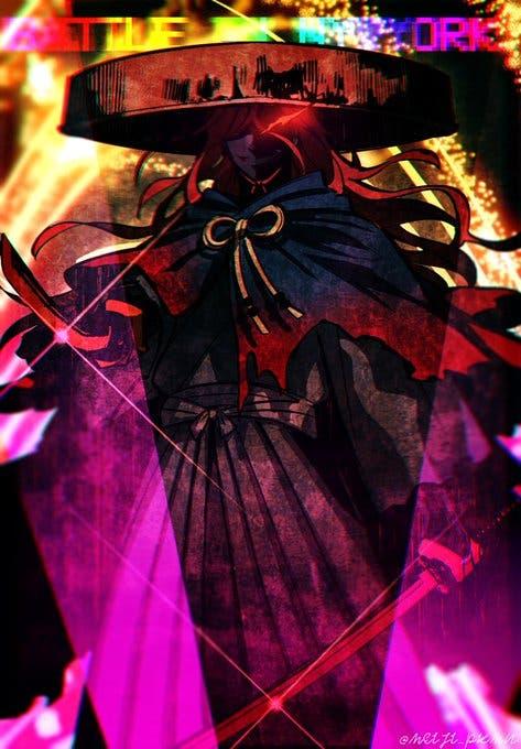 【FGO】摩天楼の怪人 Fate/GrandOrderのイラスト紹介2168