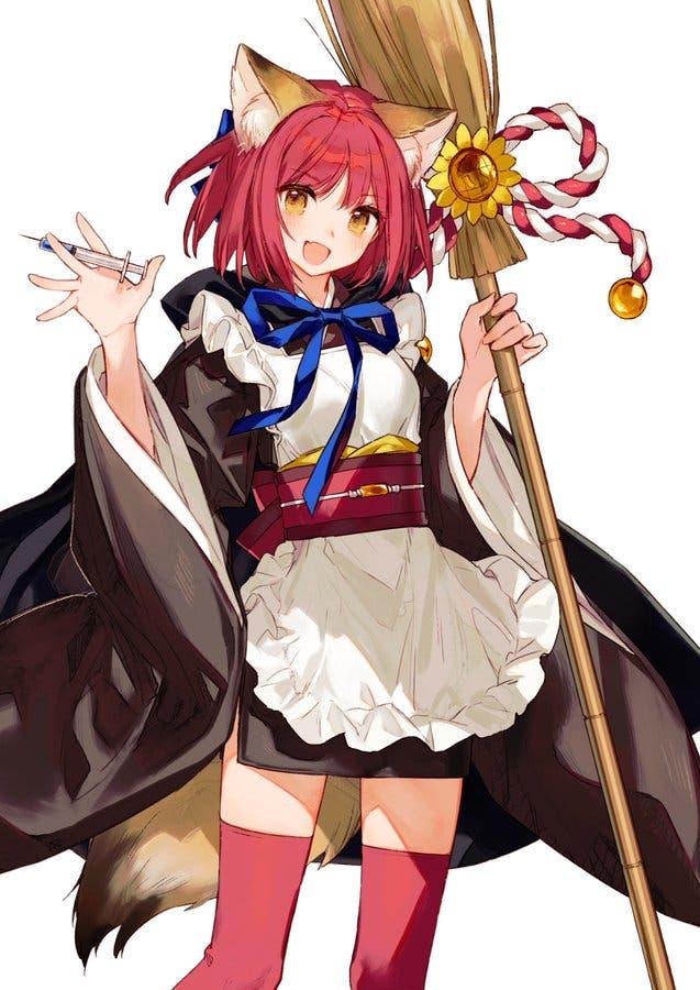 【FGO】マジカルアンバー Fate/GrandOrderのイラスト紹介2261